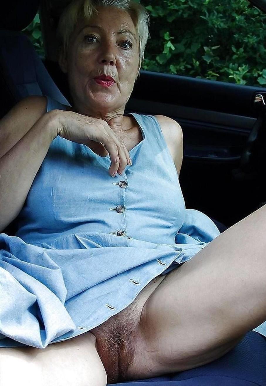 whore hairy granny bush