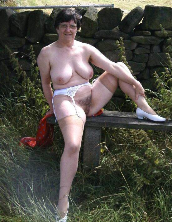 naked hairy granny tumblr