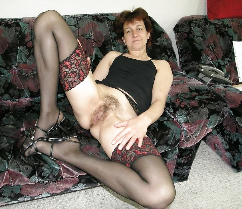 real gradual pussy nylons